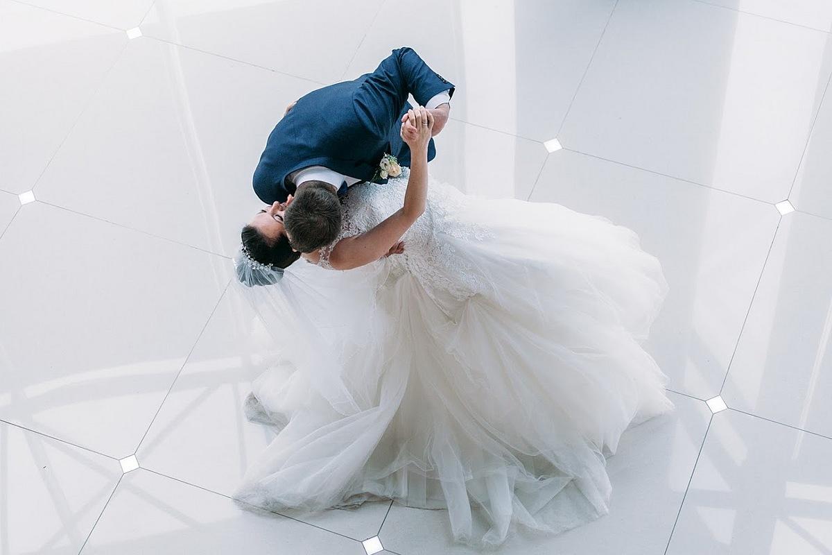 Свадебный танец – важное событие для каждой пары