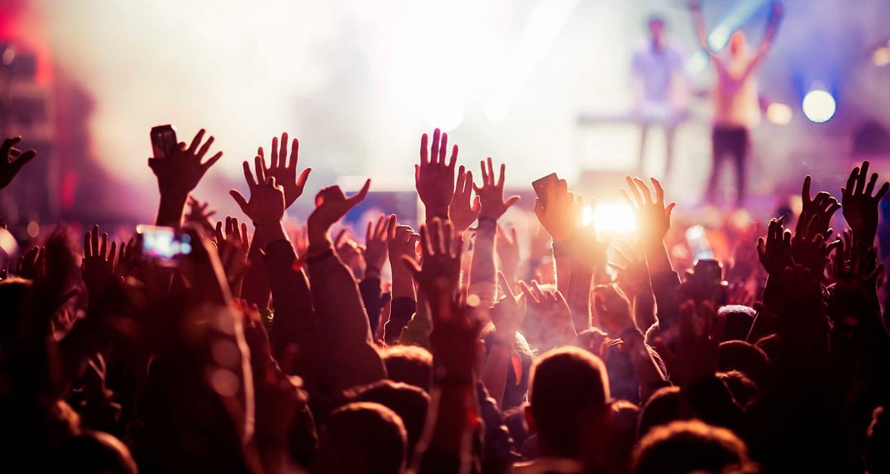 Где узнать о популярных событиях и концертах?